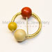 SP Brooch Red
